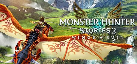 怪物猎人物语2:毁灭之翼(V1.03+全DLC-NS模拟器版)